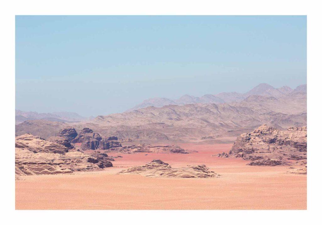 Rendered Desert