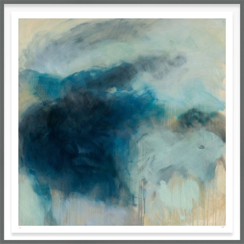 Hang Tough 'High Tide' Float Framed in Downpipe Grey (Framing Only)